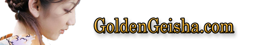 Welcome to Golden Geisha.com
