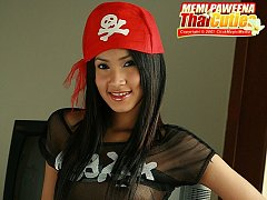 Pirate Teen Memi Paweena Strips